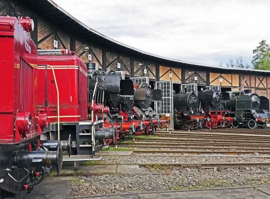 Brunswick Railroad Museum